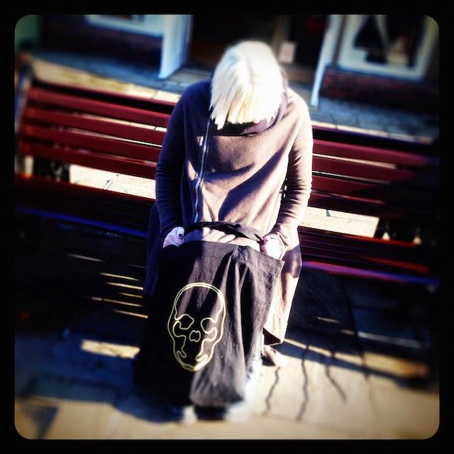 Iconclub Skull bag