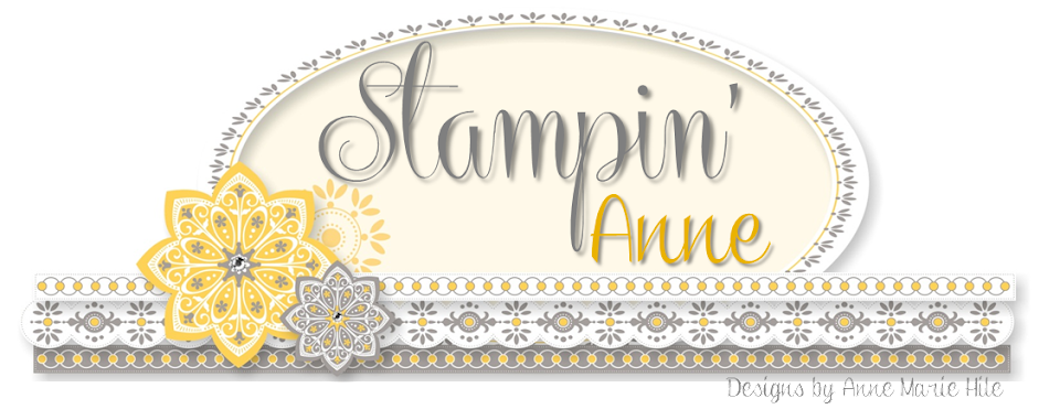 Stampin&#39;  Anne