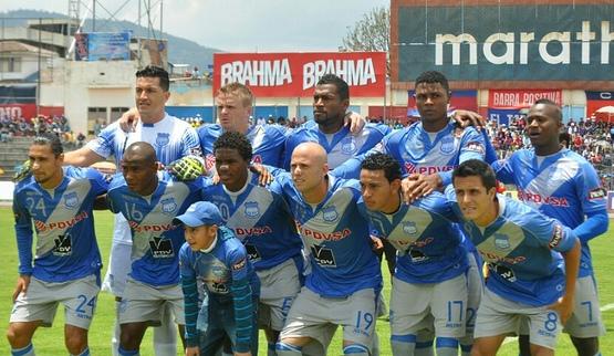 Hincha Azul: Emelec y Olmedo empataron 1 a 1 en Riobamba