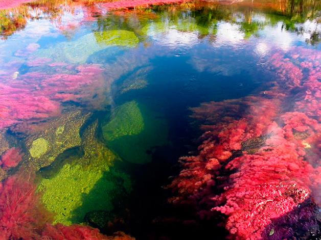 rio mais bonito do mundo