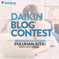 Daikin Blog Contest