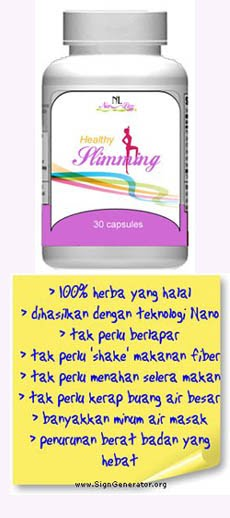Nur-Lizz Healthy Slimming