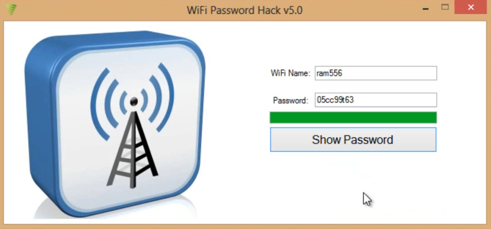 Wifi password hacker online for android