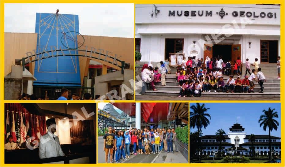 Paket Study Tour Bandung