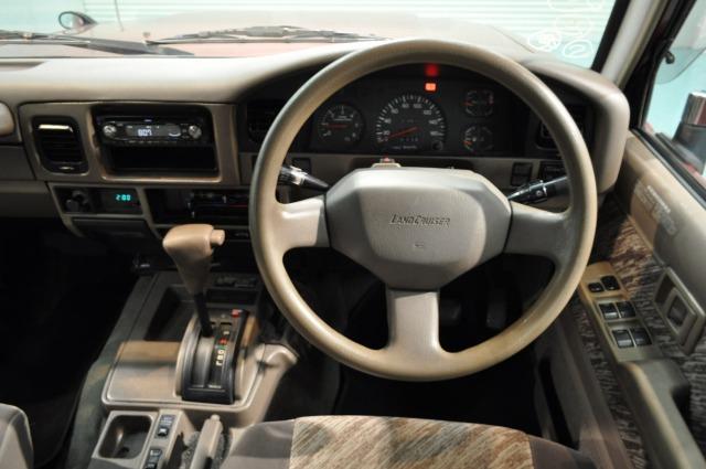 1995 Toyota Landcruiser Prado For Tanzania Japanese