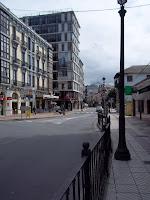 Calle principal - Main street
