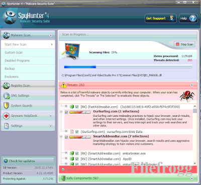 SpyHunter 4.21.10.4585 Full Version Crack