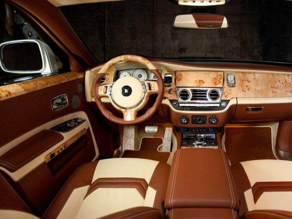 auto showroom magazine mansory rolls royce white ghost limited. Black Bedroom Furniture Sets. Home Design Ideas
