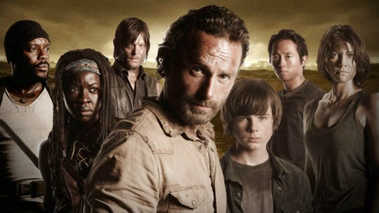 THE WALKING DEAD readjusts, but I am still dead-eyed...