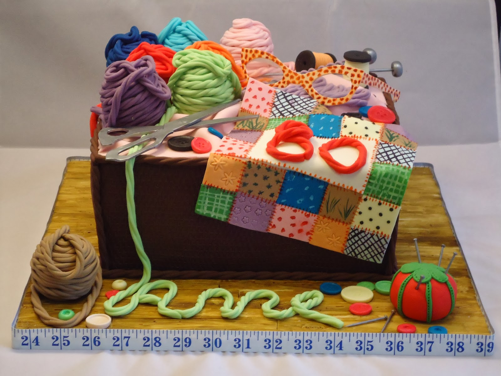 Knitting Cakes Images : The lavender cakes knitting patchwork