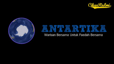 Naib Johan Pertandingan Video Antartika Lestari 2013!