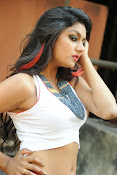 Akshida Hot Photos from Yuddam Movie Song shooting spot-thumbnail-7