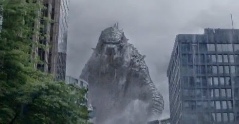 Godzilla Movie 2014