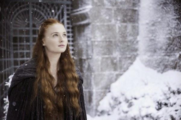 Sansa 4x07 Game of Thrones