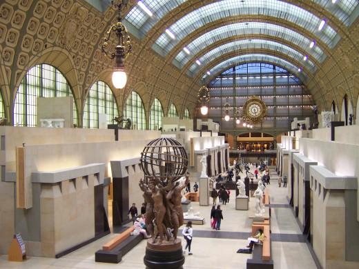 Ανοιχτά μουσεία επτά ημέρες την εβδομάδα στο Παρίσι;