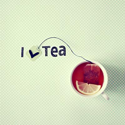 o chá faz bem