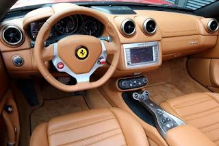Ferrari Enzo   Side   Interior