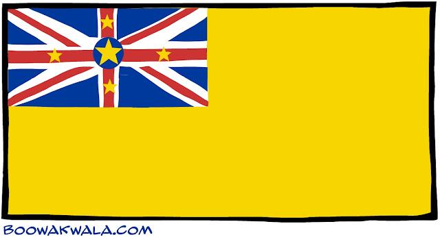 Imag Bandera Niue