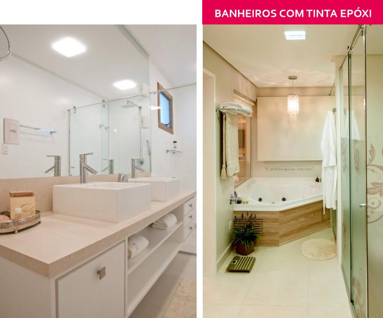 Tinta epóxi em banheiros e cozinhas  saiba mais sobre esse produto que vem s -> Tinta Para Pia De Banheiro