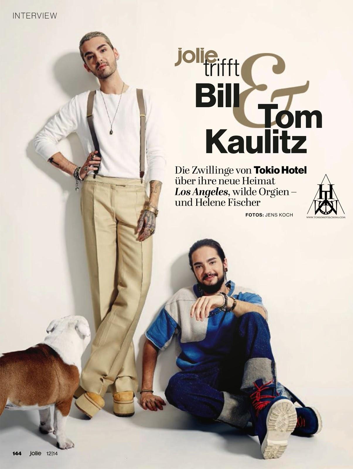 interview bill kaulitz