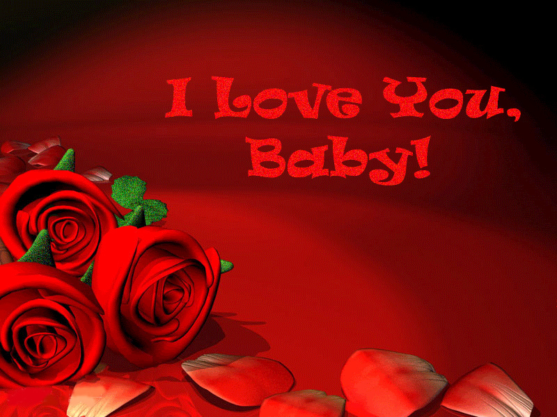 valentine wallpapers i love you baby wallpapers