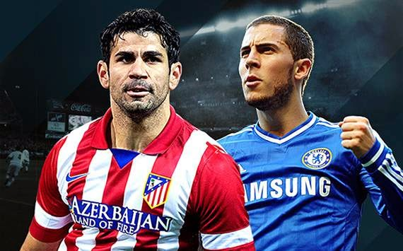Prediksi Skor Atlético Madrid vs Chelsea 23 April 2014