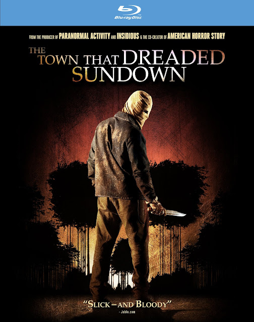 The Town That Dreaded Sundown 2014 Blu-ray