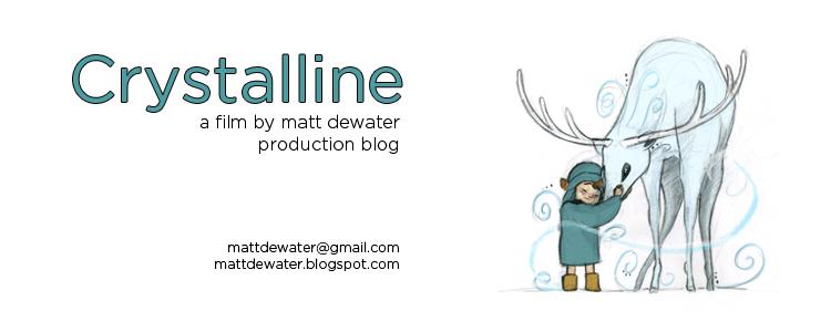 Crystalline - A Film by Matt DeWater