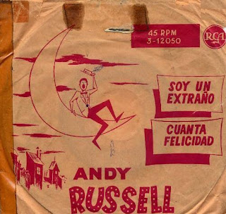 Andy Russell – Soy Un Extraño (Single)
