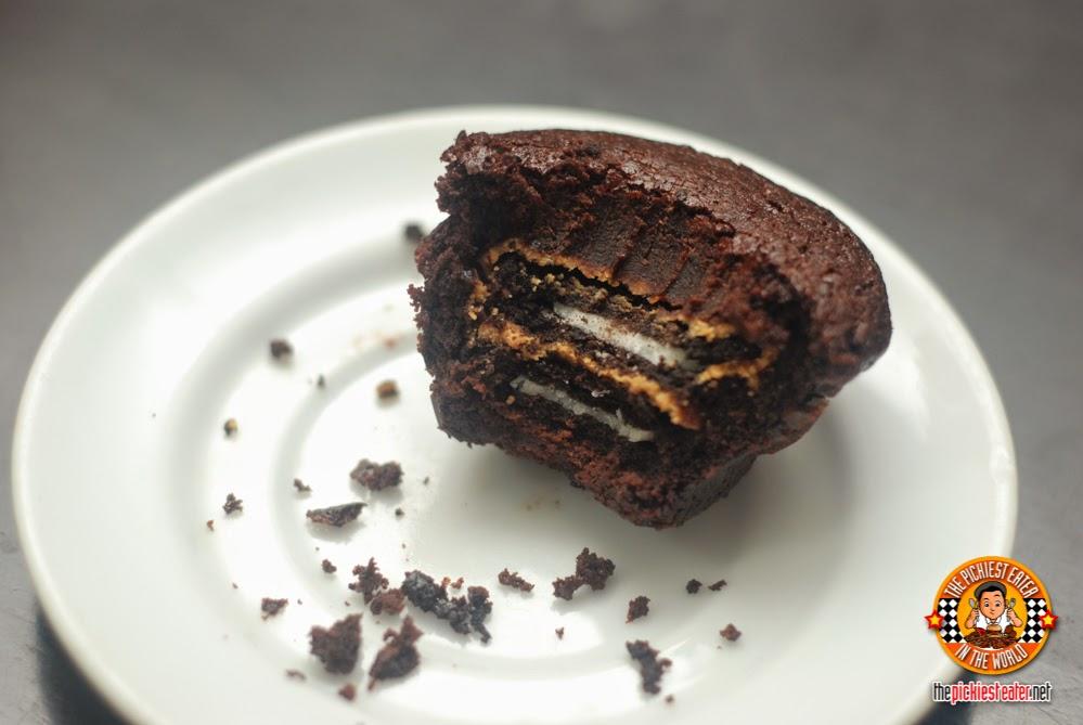oreo cupcake