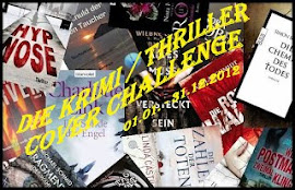 Krimi / Thriller Cover Challenge 2013