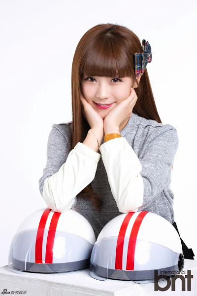 Crayon Pop Soyul bnt international
