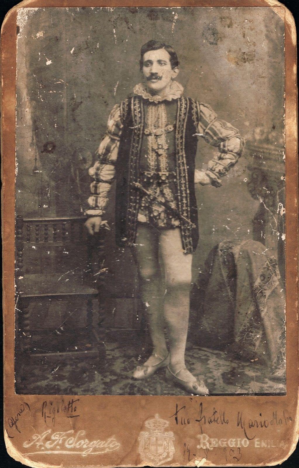 ITALIAN TENOR MARIO MATROIANI (MATROJANI) CD