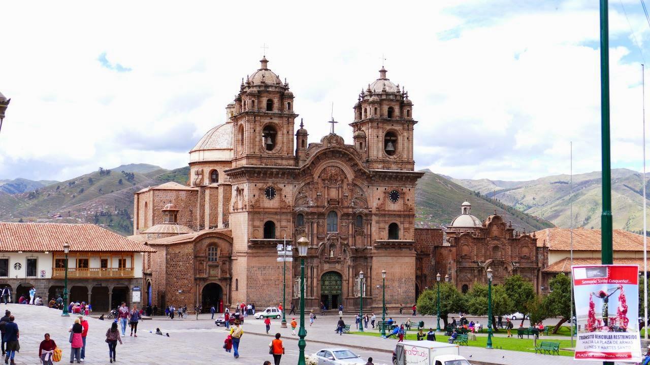 Cusco, historische Bausubstanz