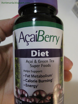AcaiBerry Dieta Iherb Natrol Operacion bikini