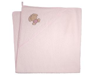 ręcznik z kapturkiem firmy CEBA BABY