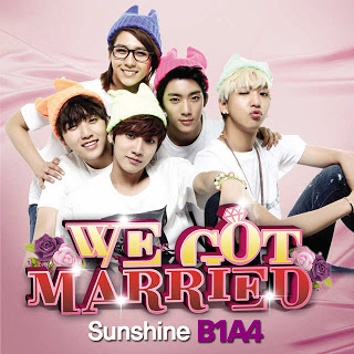 B1A4 - We Got Married OST Part. 1 - Sunshine