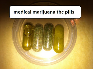 Medical Marijuana Thc Pills
