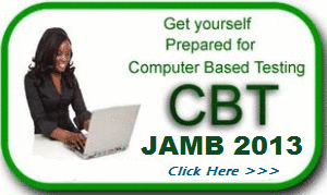 Practice JAMB CBT Online