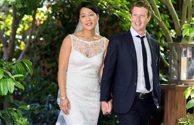 Весілля року 2012 - Марк Цукерберг і Прісцілла Чан