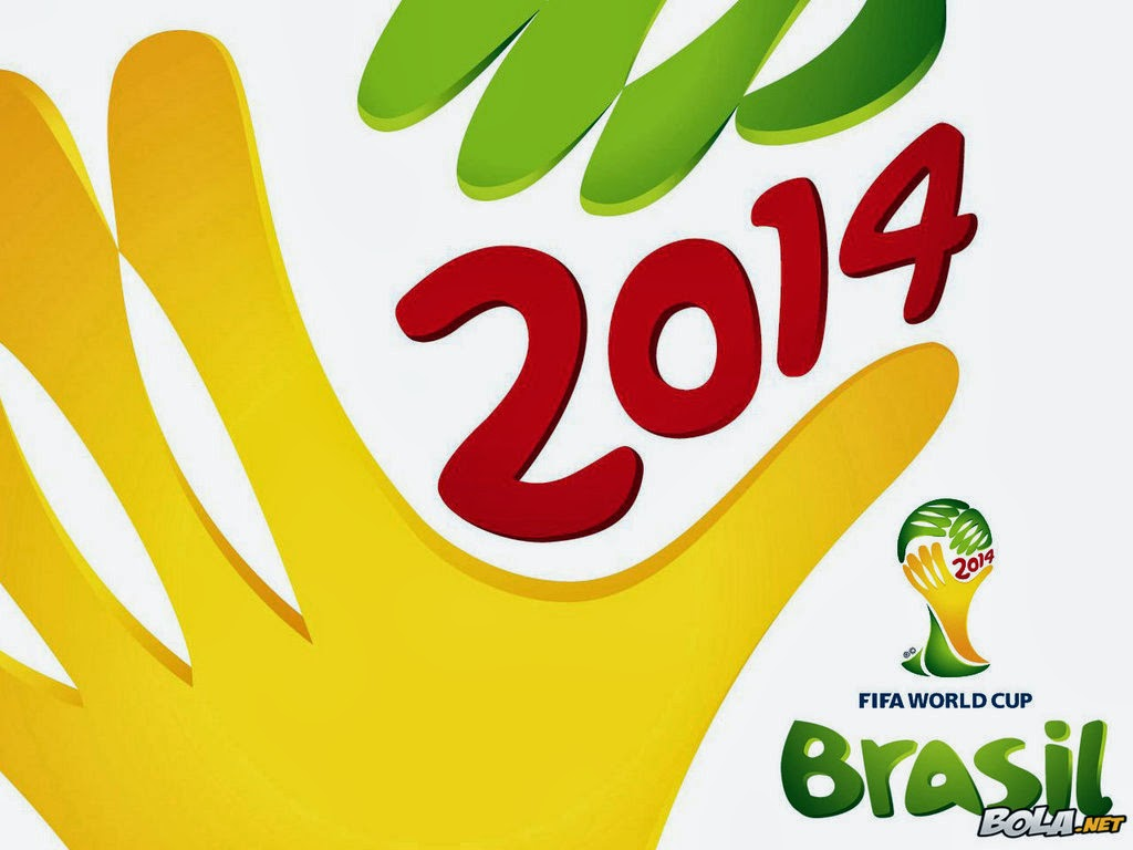 football fifa world cup 2014 logo wallpaper its all
