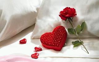 San Valentín, Día de los Enamorados, Cómo Decorar la Cama