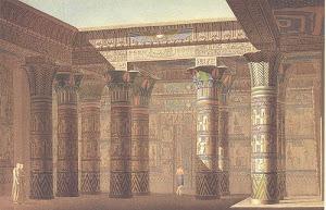 El Portico del templo Philae