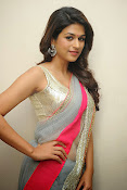 Shraddha das Latest Photos in Saree-thumbnail-4