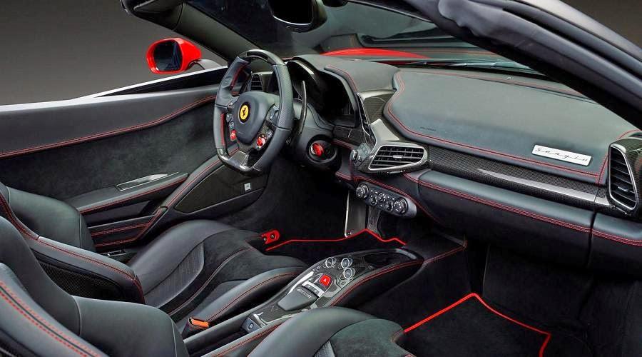 Ferrari Sergio (2014) Interior