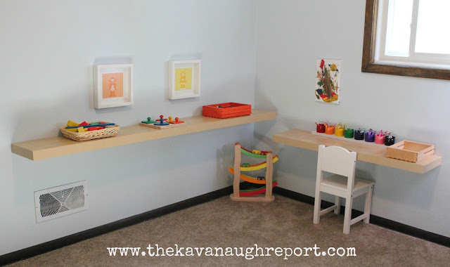 Room Tour Montessori Toddler Bedroom
