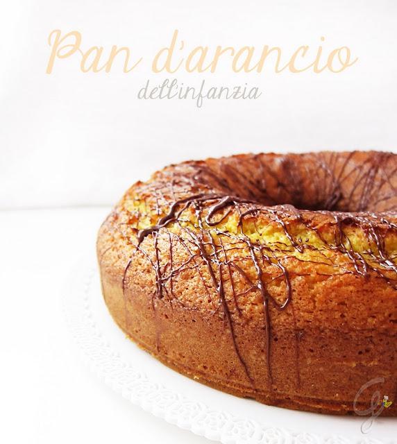 Cake: Pan d'arancio