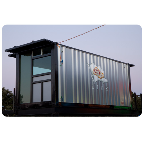 Shipping container homes one cool habitat auckland new zealand 20 foot container home - Ft container home ...