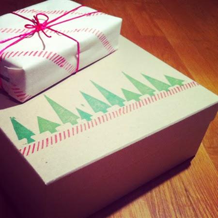 DIY envolver regalos