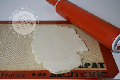 rolled sugar cookie process how to